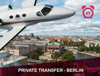Tour and Transport to Berlin for 1 - 7 people