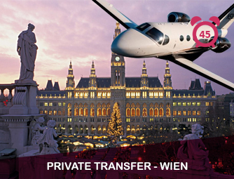 Tour and Transport to Wien for 1 - 7 people